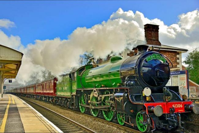 Mayflower steam train to run special trip from Colchester in