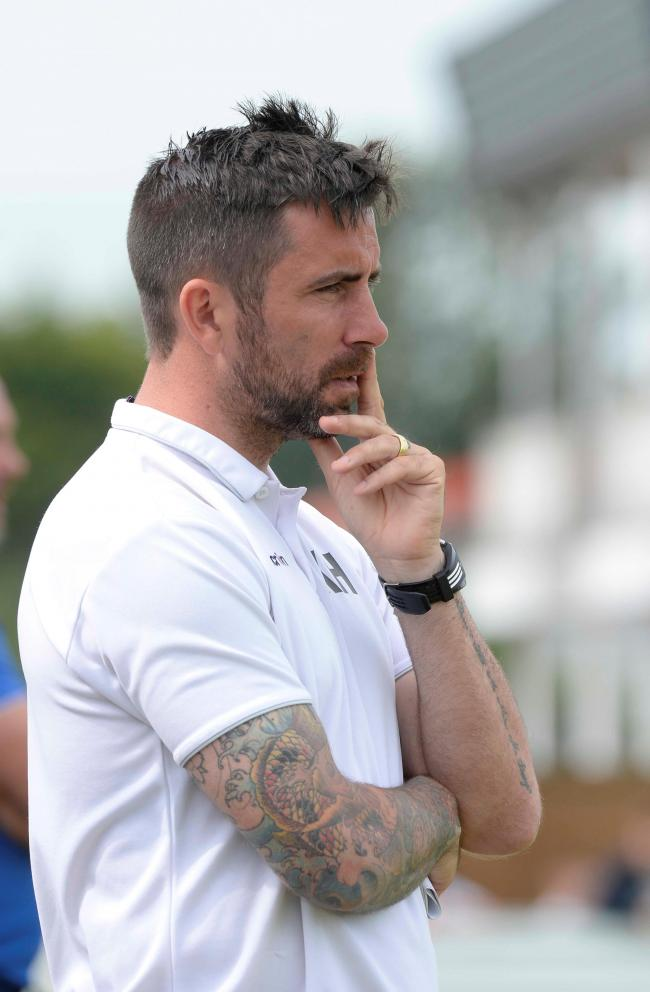 Exit - Kevin Horlock has left Colchester United to take over as Needham Market's academy manager Picture: STEVE BRADING