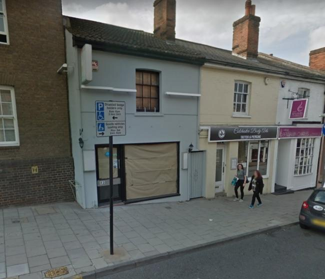 Fined - the owners of Cafe NYT in Colchester have been fined