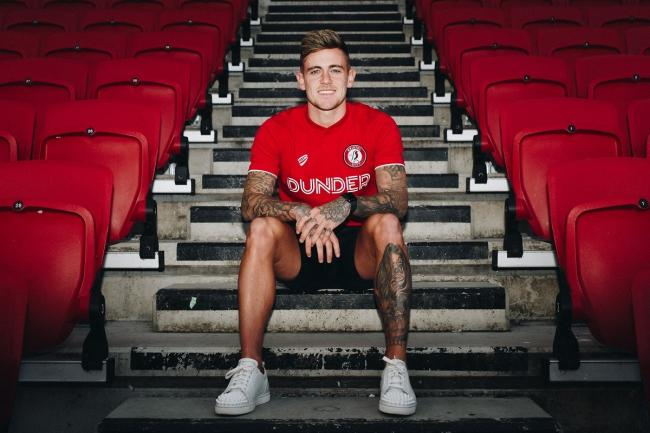 Rocking Robin - Sammie Szmodics has left Colchester United to join Bristol City Picture: JMP 2019