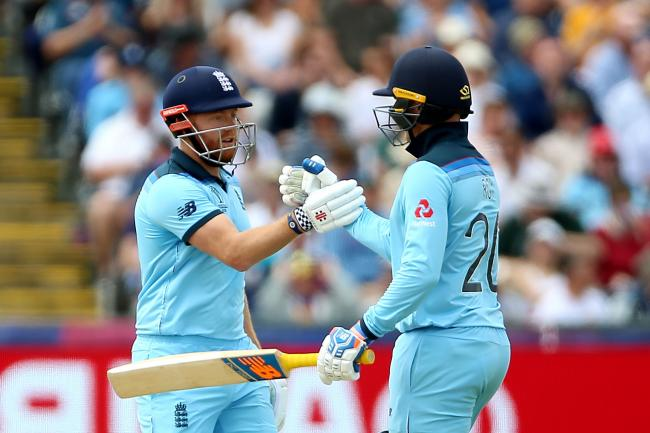 Jason Roy and Jonny Bairstow are proving talisman openers for England