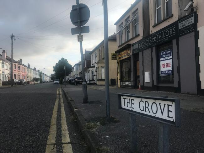 Scene - The Grove, Clacton