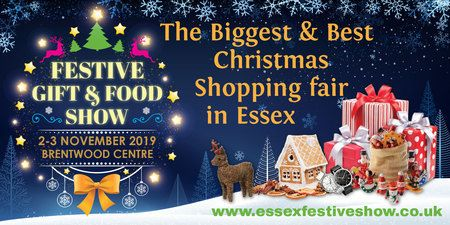 Essex Festive Gift and Food Show 2019
