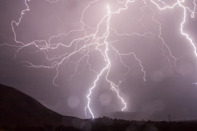Thunderstorms: The Met Office have answered why they happen during heatwaves. Picture: Newsquest