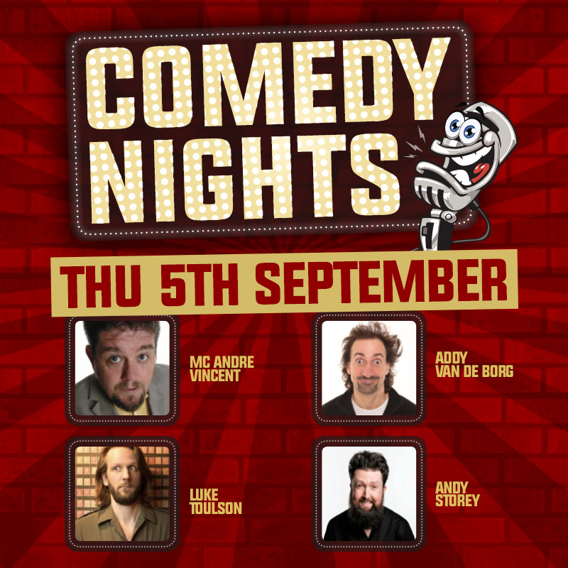 September Comedy Club