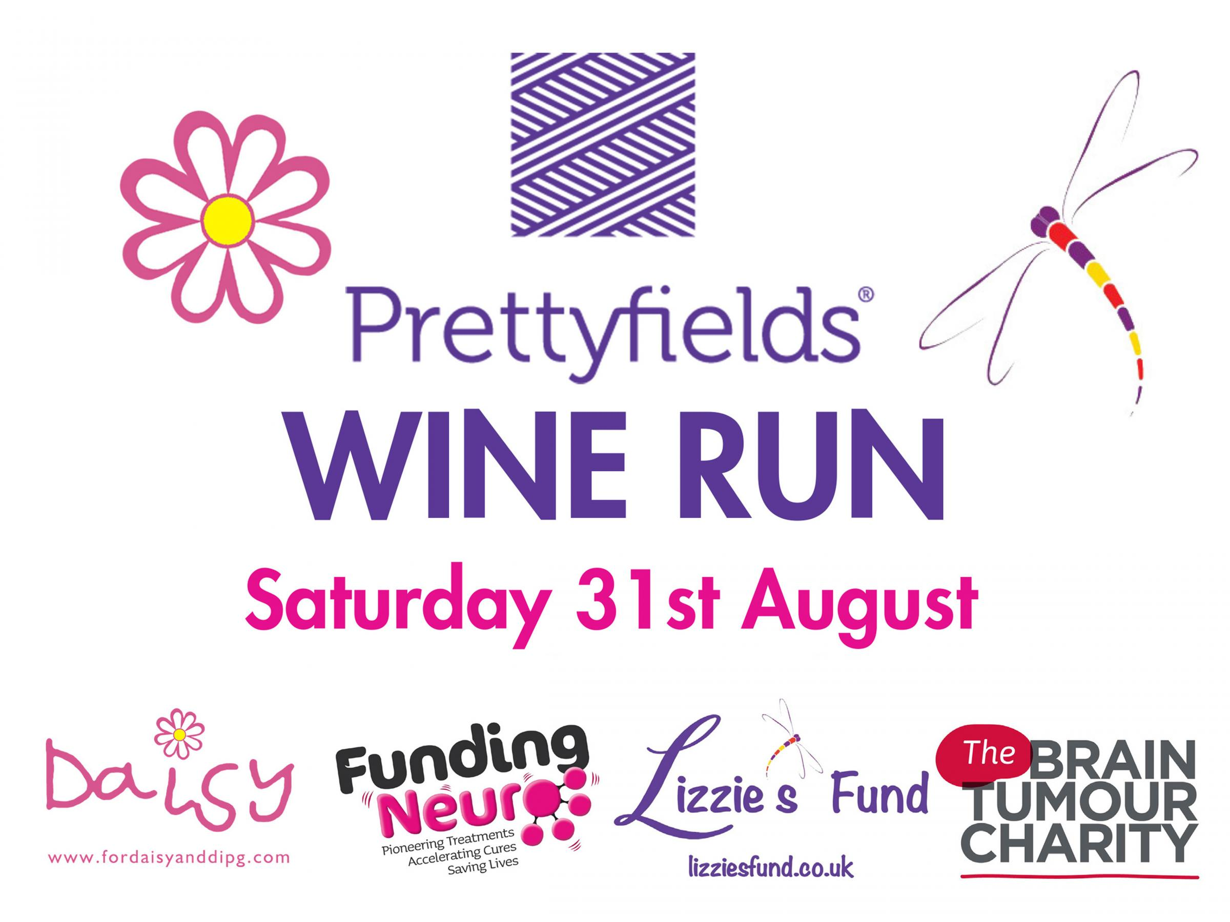 Prettyfields Wine Run
