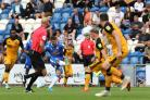 Colchester United v Swindon Town - LIVE