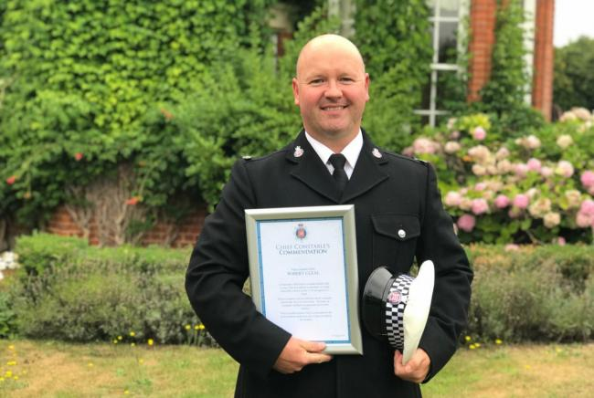 Pc Robert Cleal