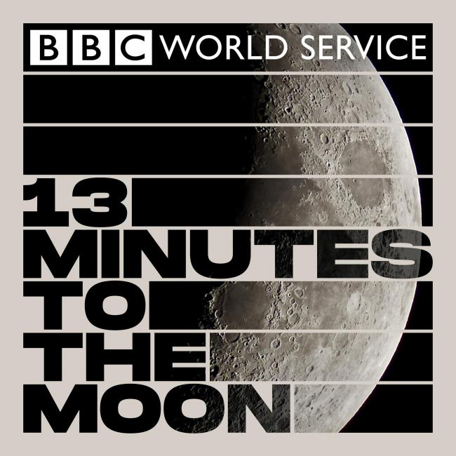 BBC News 13 minutes to the moon