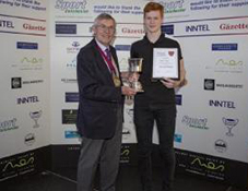Gazette: Charlie Dobson sport awards