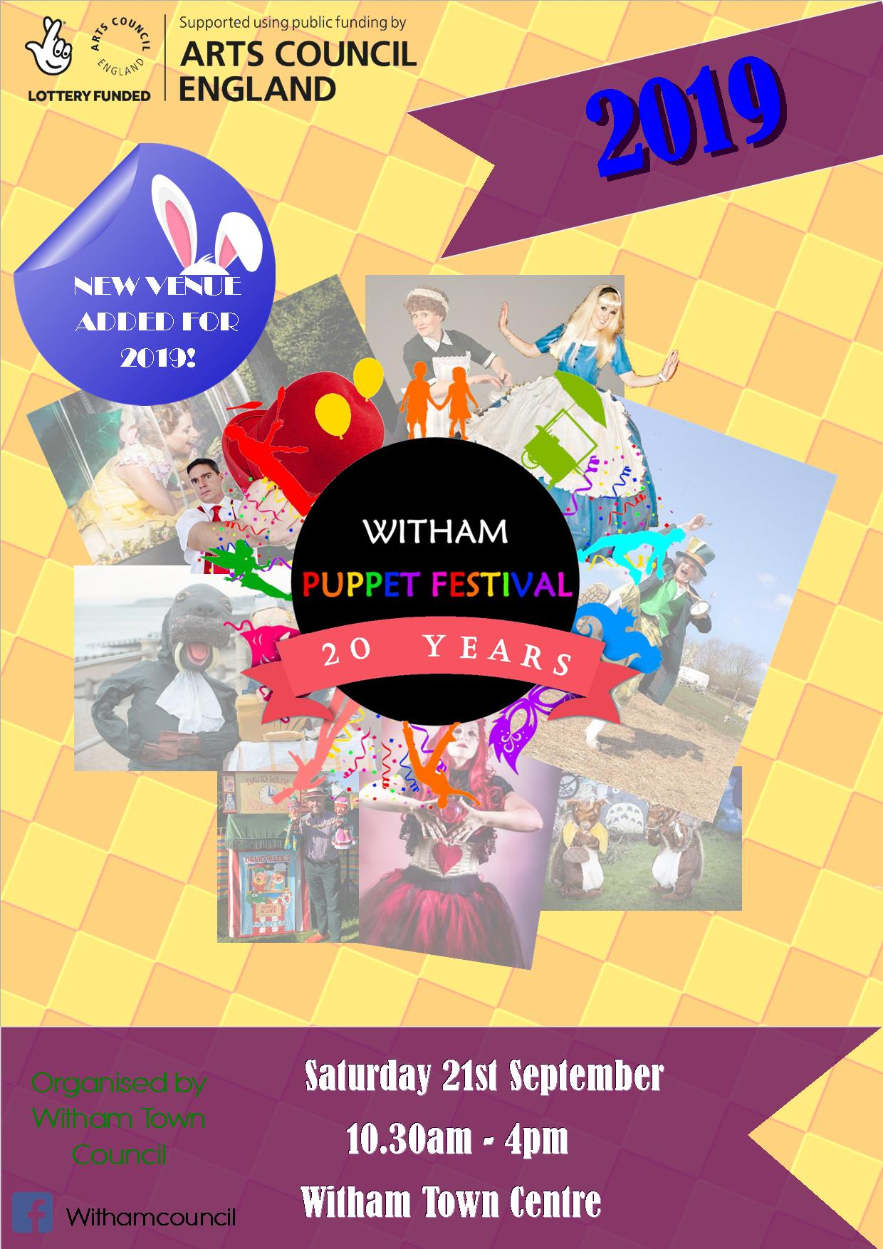Witham Puppet Festival