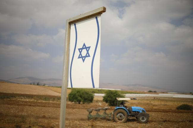 Israel Jordan Valley