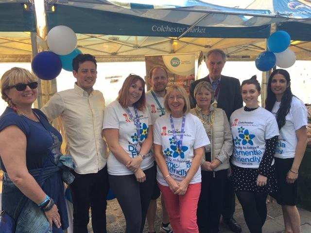 The Colchester Dementia Action Alliance