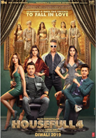 HOUSEFULL 4: INDIA'S BIGGEST COMEDY FRANCHISE IS BACK AS AN EPIC REINCARNATION COMEDY