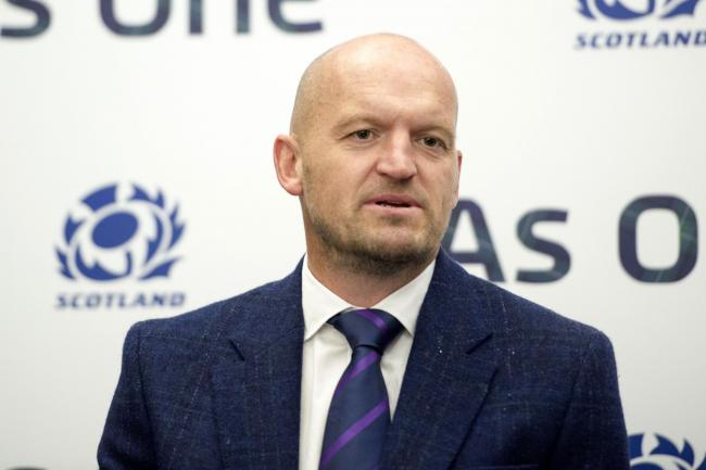 Gregor Townsend is confident Scotland's game will go ahead