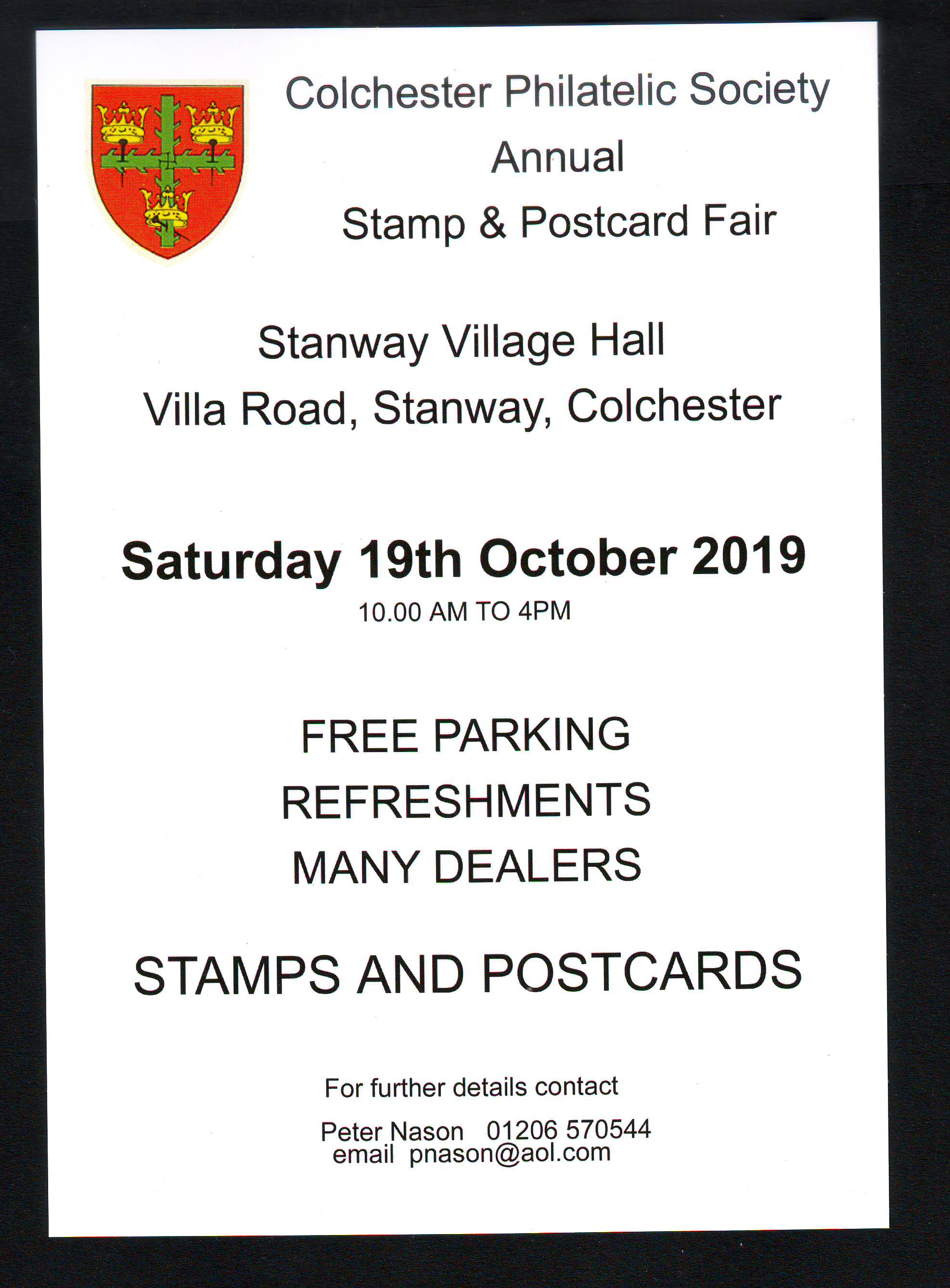 Stamp and Postcard Fair