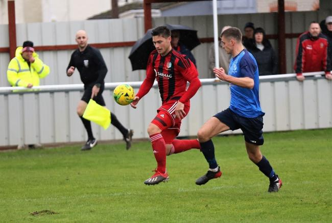 Late leveller - Billy Hunt was on target in Regent's last outing, when they drew 1-1 against Wingate and Finchley. The striker and his team-mates will be hoping to ensure a winning start for new boss Kem Izzet when they head to Worthing on Saturday Pi