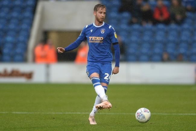 Cup fever - Colchester United midfielder Ben Stevenson is looking forward to tomorrow night's Carabao Cup tie at Crawley Town Picture: RICHARD BLAXALL