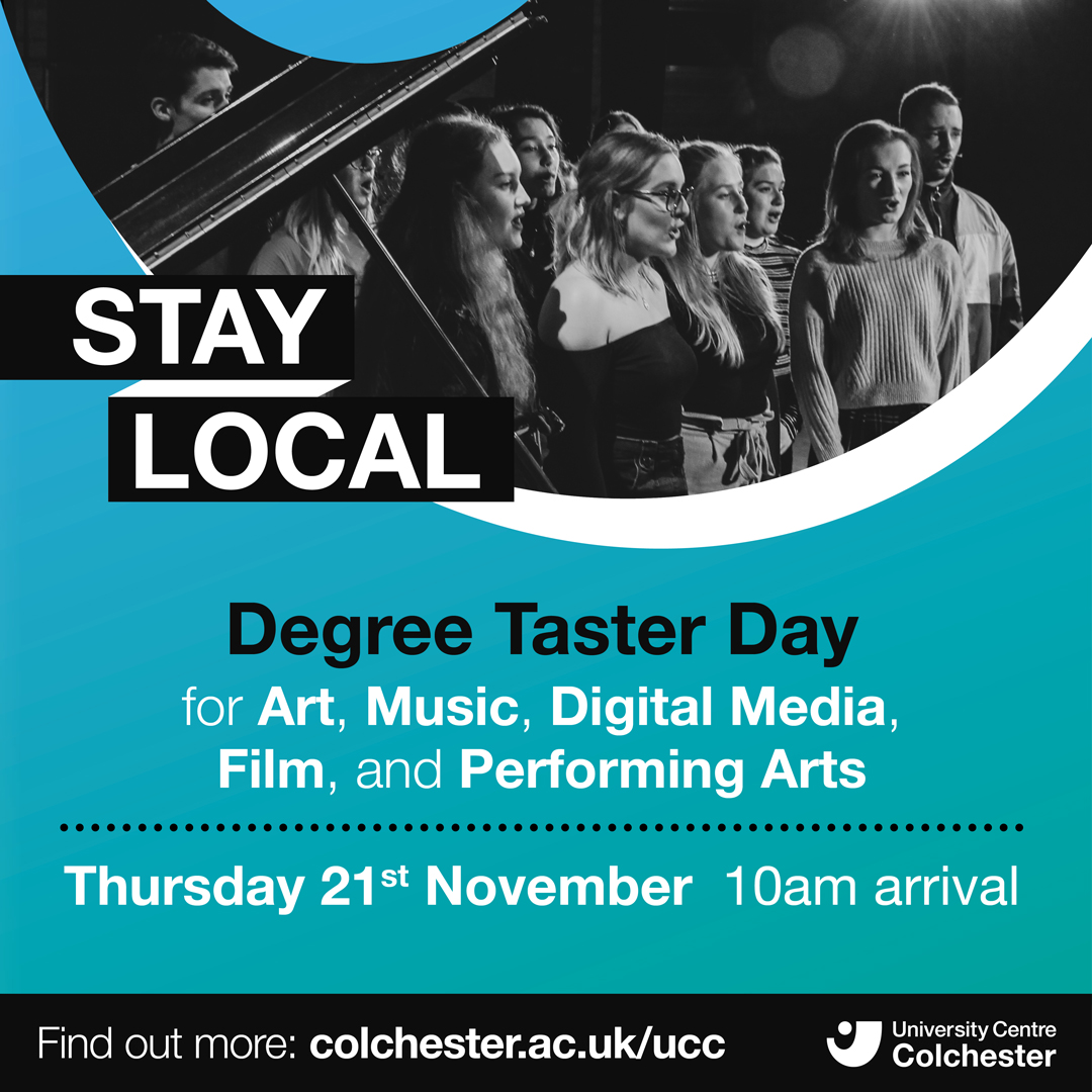 Degree Taster Day