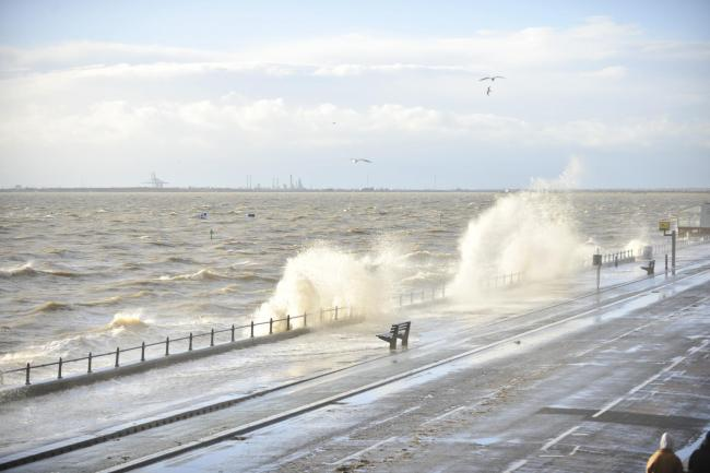 Breezy weather is expected across Essex