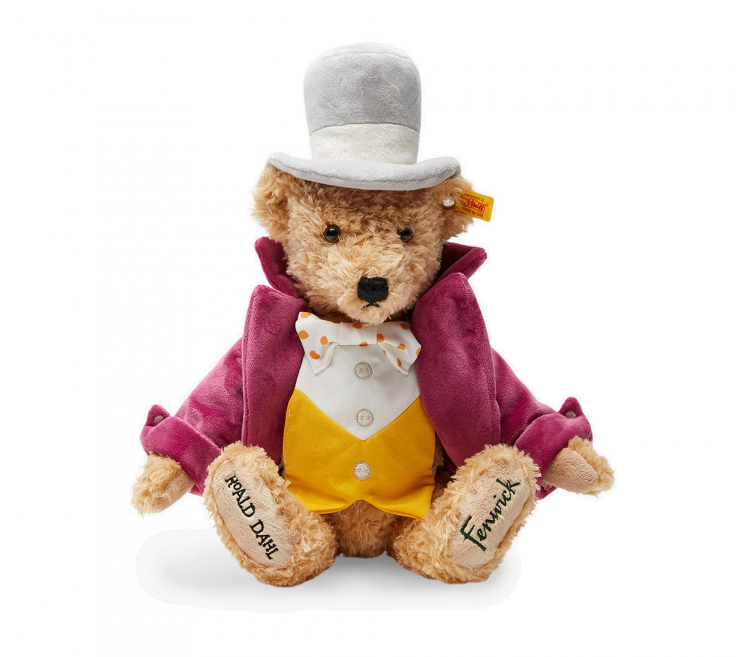 This adorable Willy Wonka teddy bear is exclusive to Fenwick stores - Gazette