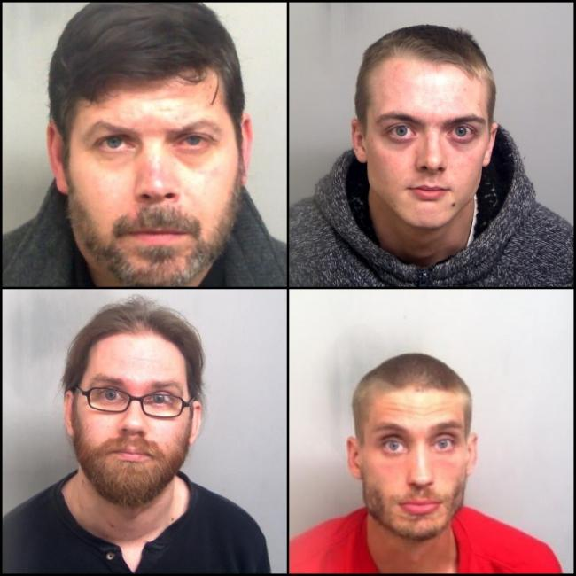 The Colchester criminals locked up in November