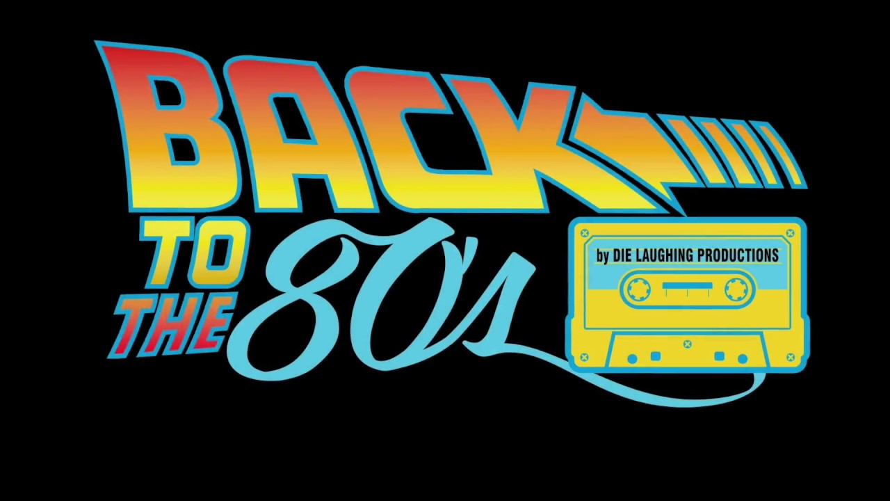 The Ultimate 80's Party Night with 'Back To The 80's