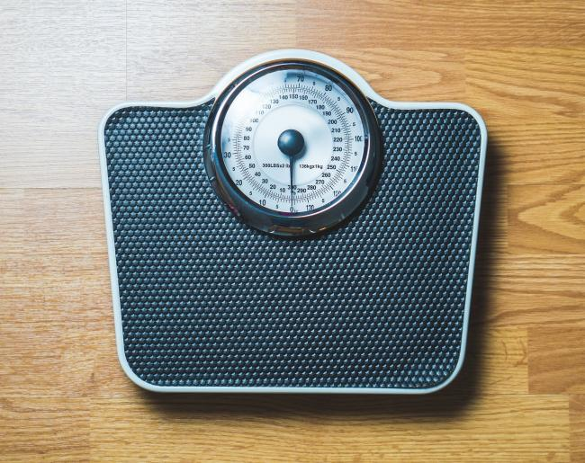 Stock picture of scales