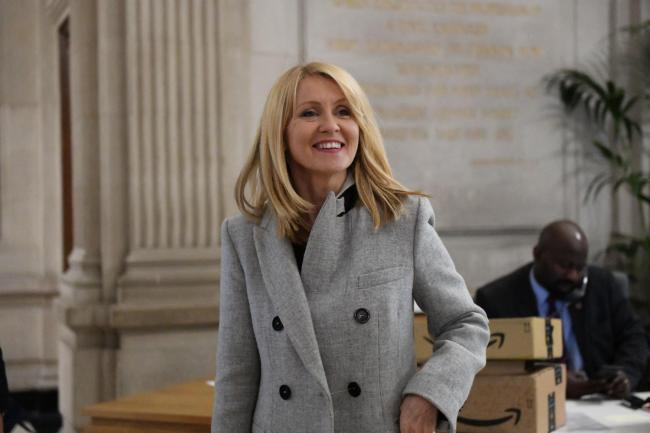 Housing Minister Esther McVey. Picture: David Mirzoeff/PA Wi