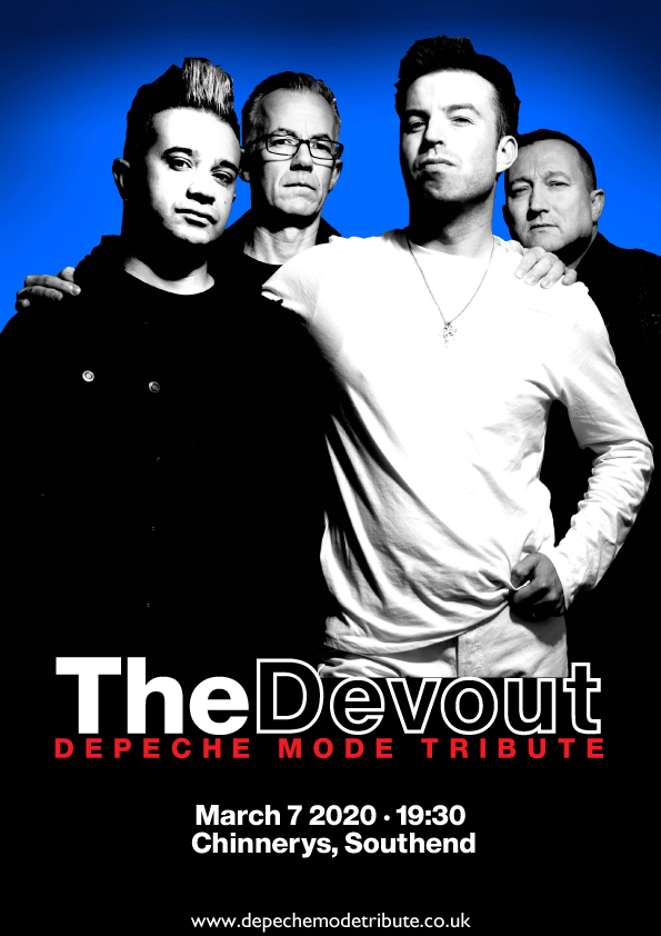 Depeche Mode Tribute Act - The Devout