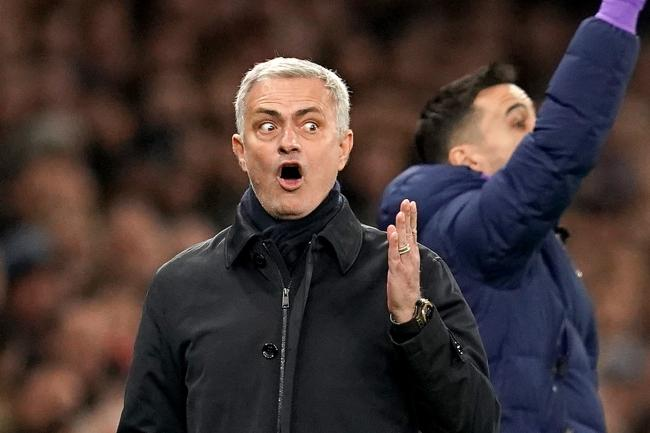 Jose Mourinho would rather have Tottenham's winter break before their Champions League tie