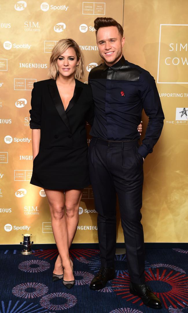 Olly Murs Pays Emotional Tribute To X Factor Co Star Caroline Flack Gazette