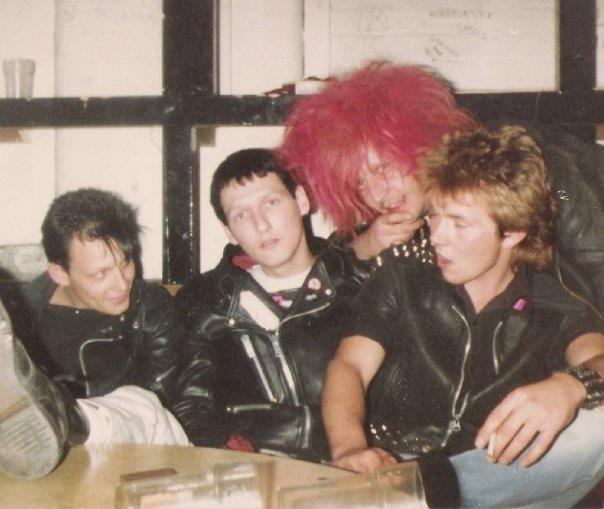 23rd July 1982, Special Duties headline at Skunx in London supported by The Accursed and Todays Kids.