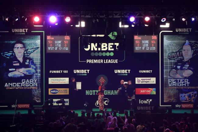 Premier League darts may remain shut down for three months