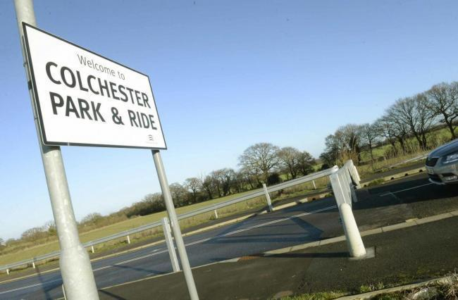 Colchester Park and Ride
