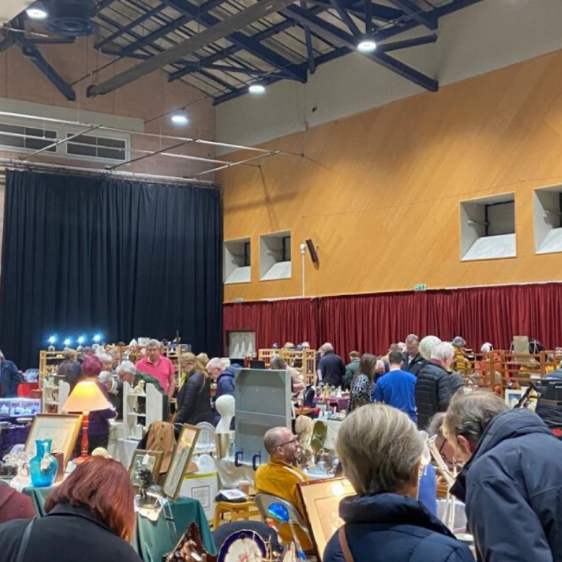 Antiques Vintage Retro & Collectors Fair