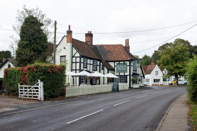 The Kings Head, Gosfield