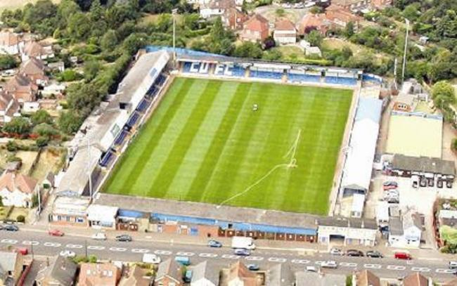Strange days - Colchester United's former Layer Road ground played host to some bizarre incidents, over the years