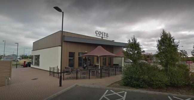 Costa's shop in Stanway is set to reopen