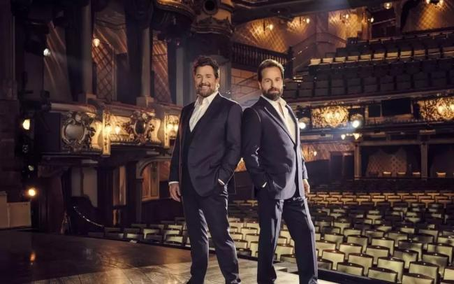 Michael Ball and Alfie Boe are Back Together