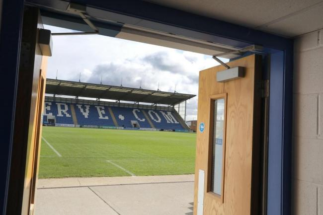 Grounds for concern - Colchester United's JobServe Community Stadium Picture: STEVE BRADING