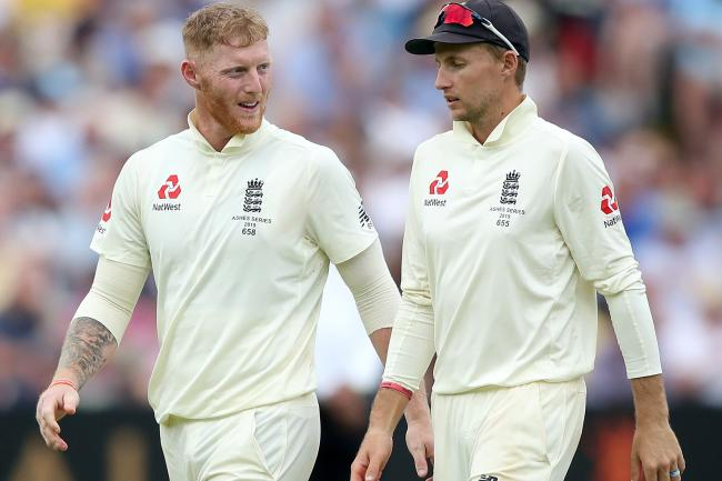 Ben Stokes is taking over temporarily from Joe Root.