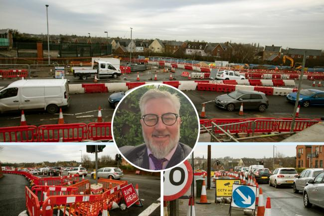 Highways boss: 'We're on the road to end of Ipswich Road delays'