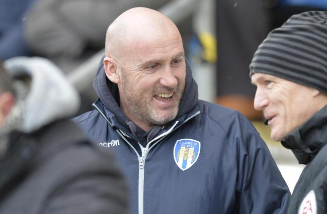 Speculation - U's head coach John McGreal has been installed as bookmakers' favourite to take over at Tranmere Rovers Picture: STEVE BRADING