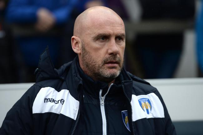 Moving on? - Colchester United head coach John McGreal is being strongly linked with Tranmere Rovers Picture: RICHARD BLAXALL