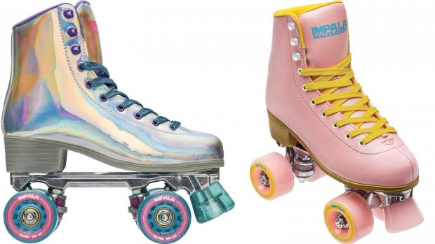 Gazette: Take part in this summer's hottest trend with these roller skates. Credit: Impala / Amazon