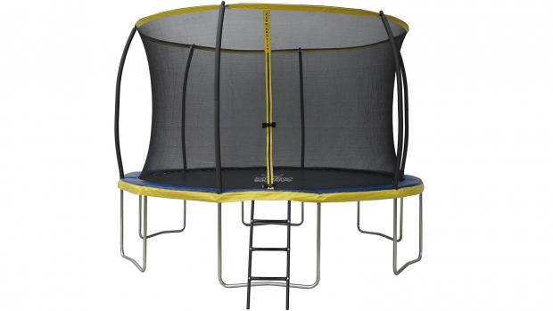 Gazette: Get some air with this trampoline. Credit: Zero Gravity / Amazon