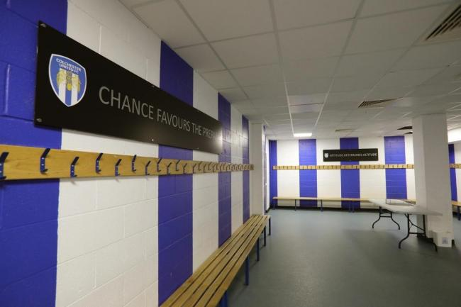 Changes - salary caps for League Two clubs like Colchester United were voted in on Friday Picture: STEVE BRADING