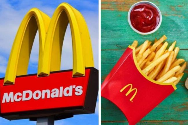 McDonald's reveal which of its restaurants have reopened to eat-in. Picture: Newsquest