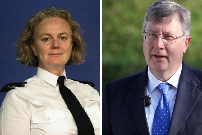 Bosses: Lily Benbow and Roger Hirst